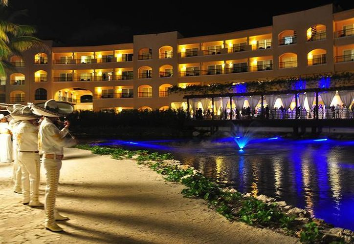 Las lunadas serán en el hotel Hacienda Tres Ríos con un  concepto único. (Contexto/Internet)
