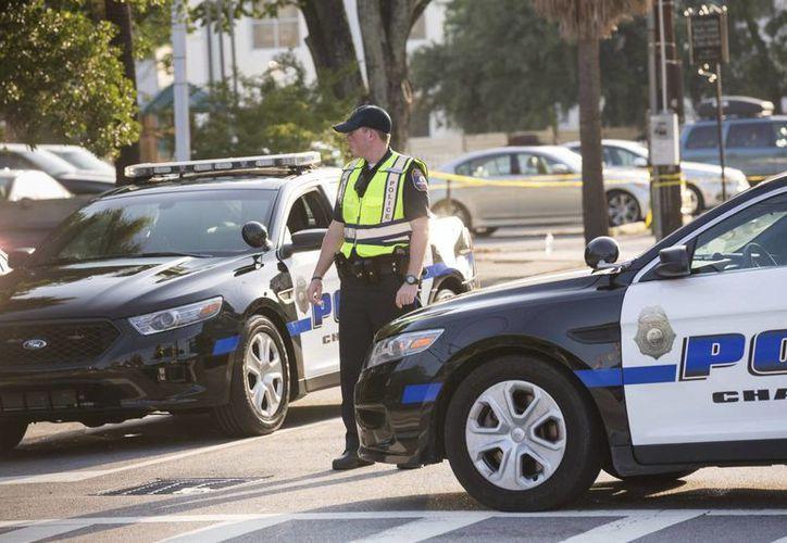 La mayoría de las 38 personas que recibieron impactos de bala de la policía angelina eran latinos. (Archivo/EFE)
