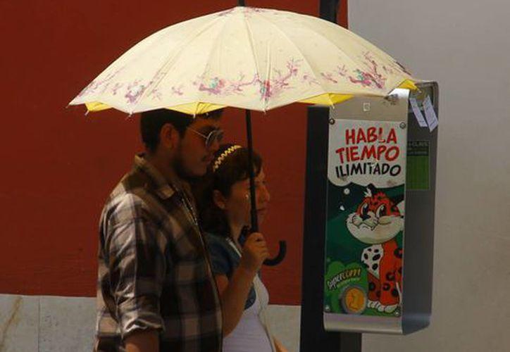 Para este jueves se esperan nublados y lluvias en Yucatán. (Juan Albornoz/SIPSE)