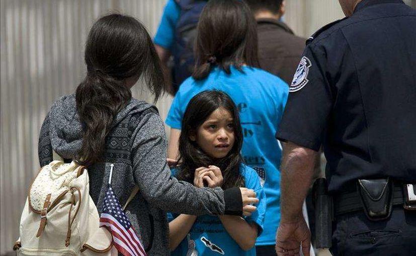 Política migratoria vulnera los derechos de los niños en Estados Unidos. (Foto: Internet)