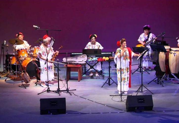 Las Maya Internacional brindarán recitales en el marco del Festival de la Trova. (SIPSE)