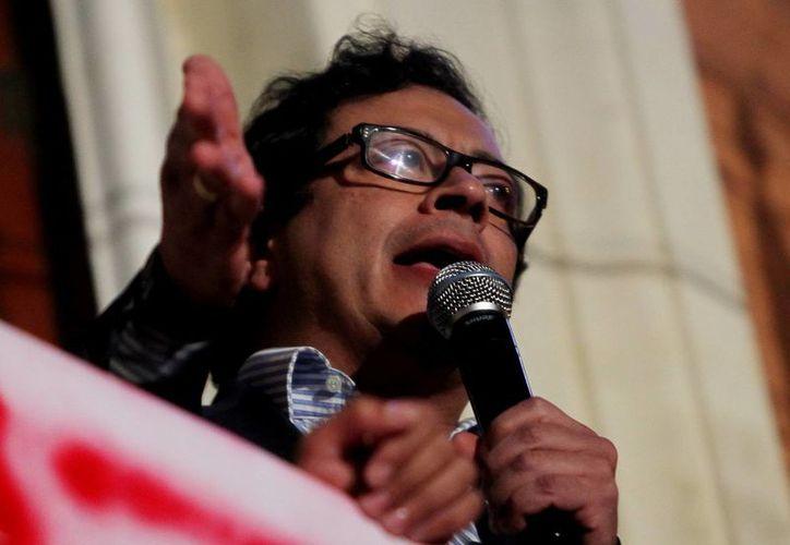 Gustavo Petro fue elegido alcalde en octubre de 2011 con más de 720 mil votos. (Archivo/EFE)