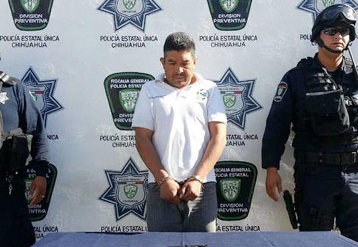 """José Fidel es hermano de Mario Núñez Meza, conocido como """"El Mayito"""", recientemente arrestado por la Policía Federal en Ciudad Juárez. (Foto: Excelsior)"""