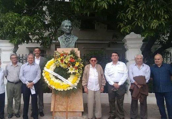 En Yucatán se rinde homenaje al gran escultor Rómulo Rozo, en este mes  que se celebra el 118 aniversario de su natalicio. El escultor desarrolló en nuestro  estado su tercera y última etapa de su fructífera vida. (Sergio Grosjean/SIPSE)
