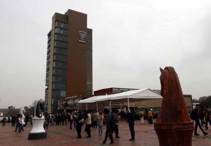 La UNAM es la institución que recibe mayor número de estudiantes extranjeros. (Notimex)