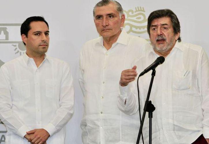 El funcionario propuesto por AMLO para llevar las riendas de Fonatur explicó que dada la magnitud del proyecto. (Noticieros Televisa)