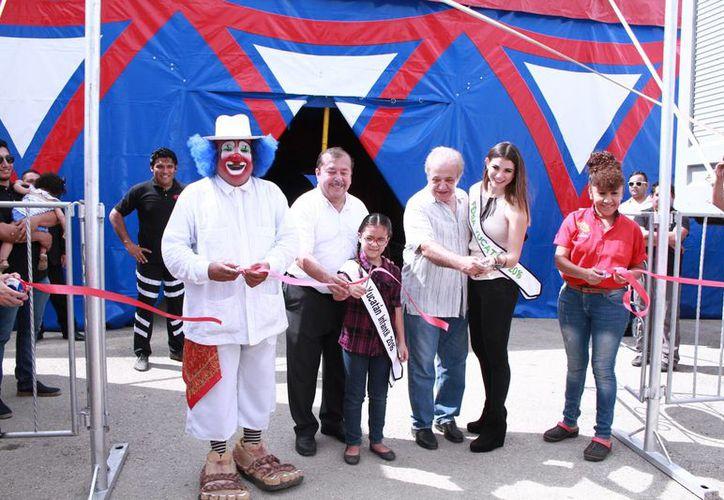 Con una primera etapa de modernización y ampliación abre este viernes la Feria Yucatán en Xmatkuil. (Jorge Acosta/SIPSE)
