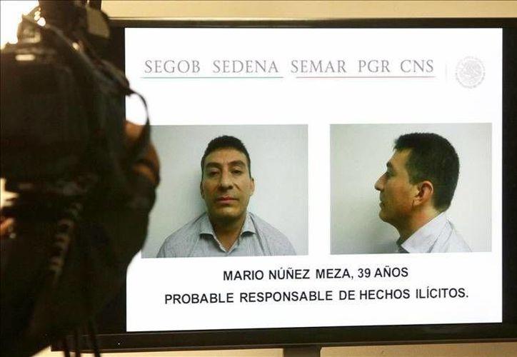 Núñez Meza es el probable responsable de unos 350 homicidios. (Archivo/Agencias)