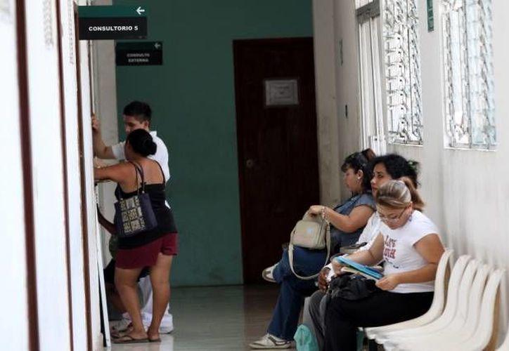 El evento sobre la prevención de la violencia se realizó en el Hospital Psiquiátrico Yucatán. (SIPSE)