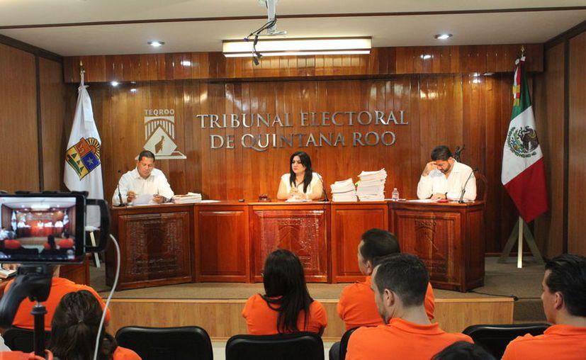 El Tribunal Electoral de Q. Roo atendió de diciembre al 26 de junio 166 asuntos, (Joel Zamora/SIPSE)