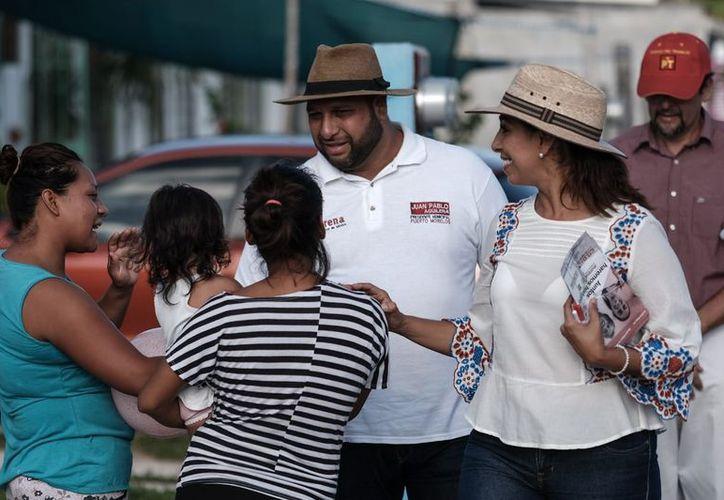 Marybel Villegas aseguró que uno de sus principales compromisos es legislar a favor de etiquetar recursos para sectores olvidados de Quintana Roo. (SIPSE)