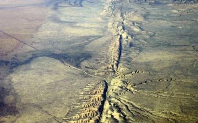 Detectan inusuales movimientos en fallas de San Andrés y San Jacinto