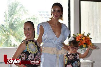 Desfile de modas a beneficio del Espacio de Michelle