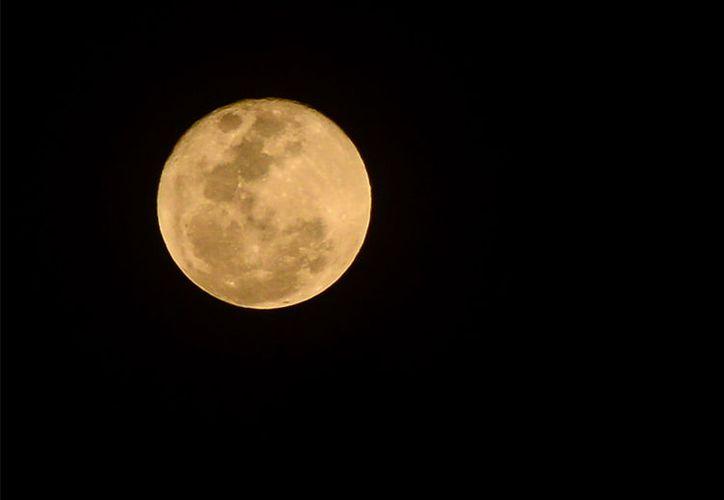La luna de cosecha de este año se levantará hoy 5 de octubre. (Contexto)