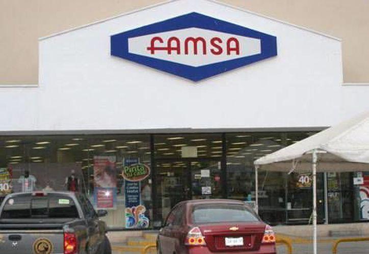 Actualmente Famsa cuenta con dos tiendas, con banco incluido, en Cancún.  (Foto de contexto/Internet)
