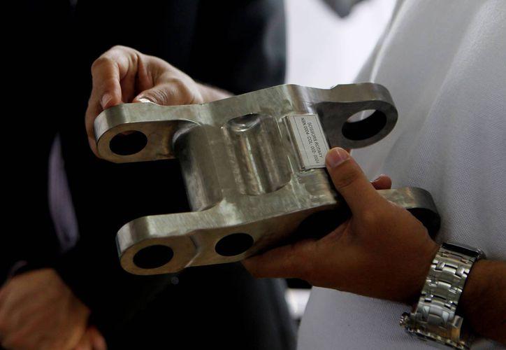 Dosquebradas ha logrado incluir a Colombia en la elite de productores de piezas y repuestos para aviones y helicópteros, especialmente Black Hawk y Kfir. (Archivo/EFE)