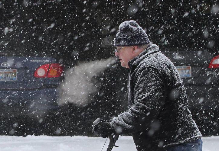 En la ciudad de Wichita, Kansas, se registró la segunda tormenta más fuerte de su historia. (Agencias)