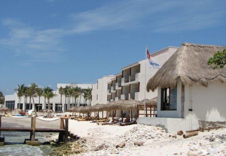 Actualmente los hoteles registran 60% de ocupación. (Rossy López/SIPSE)