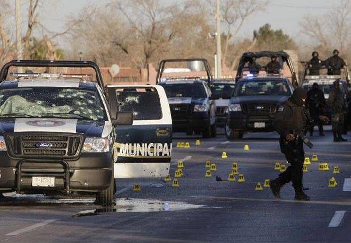 De acuerdo con el ITAM la violencia en México se incrementó en 2006 y agudizó en 2008. (oronegro.mx)
