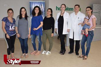 Platica para futuras madres en Hospiten Cancún