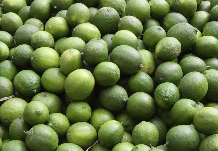 En mercados de la capital tapatía, el limón se ofreció a un precio de 33 pesos por kilogramo. (Archivo/Notimex)