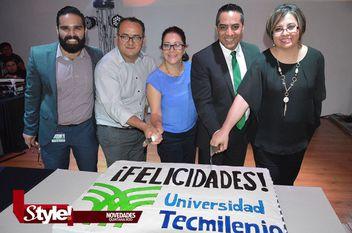 XVI aniversario de la Universidad Tecmilenio
