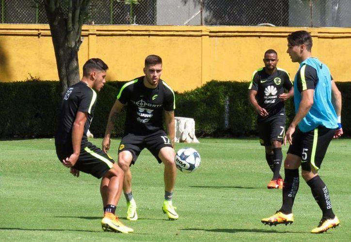 Las Águilas del América no se confían en su visita a Puebla a pesar del mal inicio del torneo que ha tenido el equipo de La Franja. (Facebook/ América)