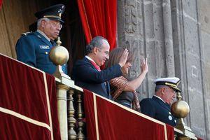 Estampas del 102 Aniversario de la Revolución Mexicana