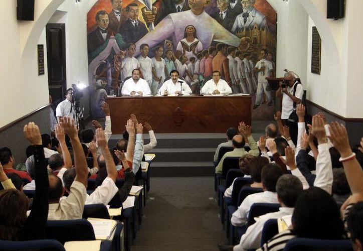 El Consejo Universitario aprueba la incorporación de preparatorias (Christian Ayala/SIPSE)