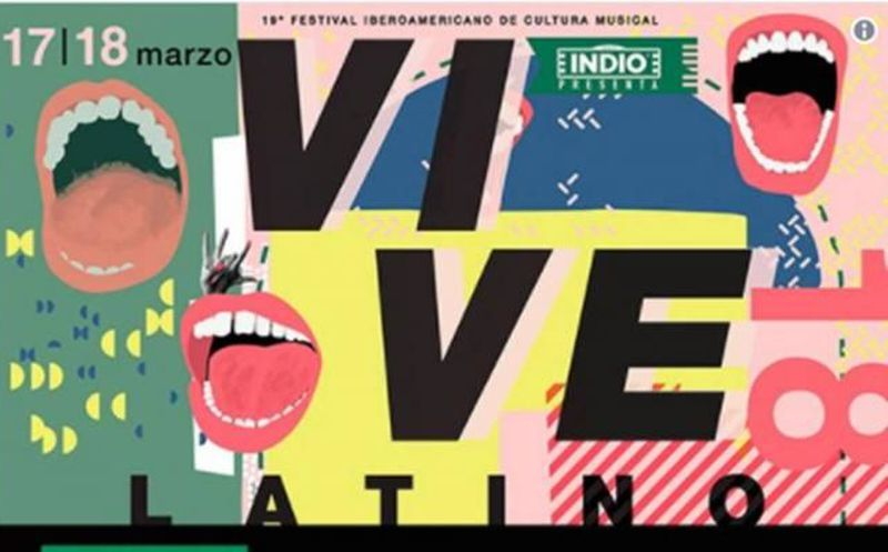 Organizadores dan pormenores del Vive Latino 2018