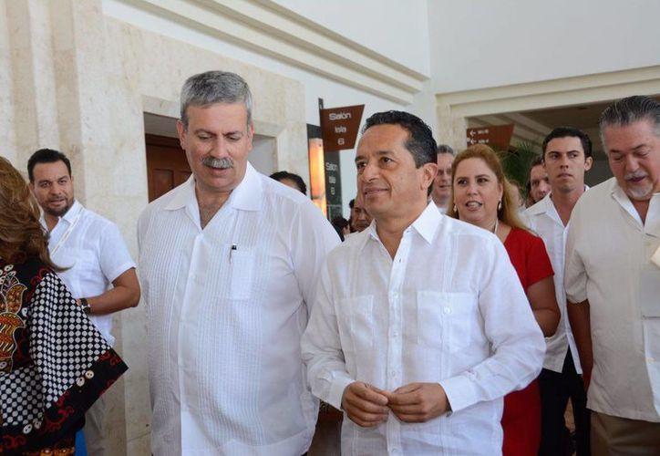 El evento se realizará durante la mañana de este viernes en un hotel de la zona de las Bahías de Huatulco, en el estado de Oaxaca. (Redacción/SIPSE)