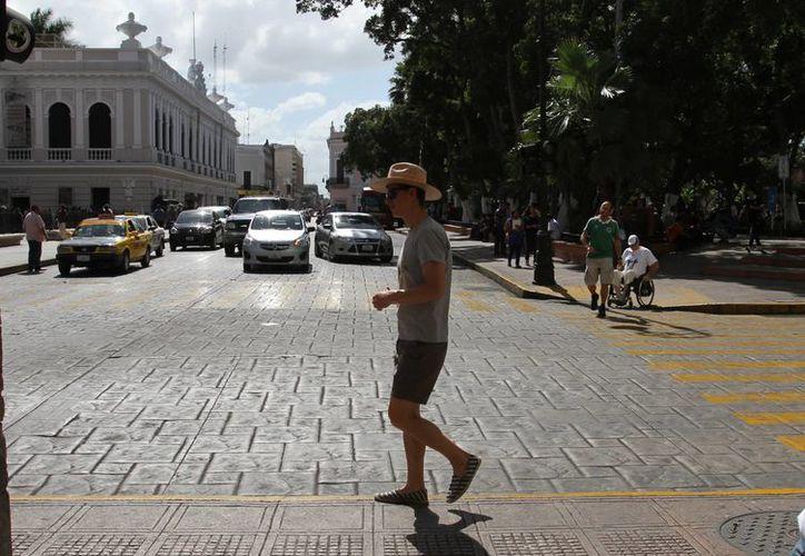 Se espera que la baja en las temperaturas continué durante el fin de semana en Yucatán debido a un sistema anticiclónico. (SIPSE)