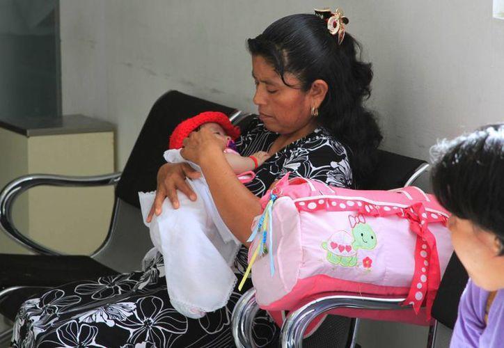 El rotavirus suele manifestarse en bebés y niños pequeños. (Ángel Castilla/SIPSE)