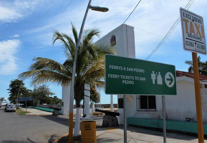 En la terminal local se invirtieron 30 millones de pesos. (Carlos Horta/ SIPSE)