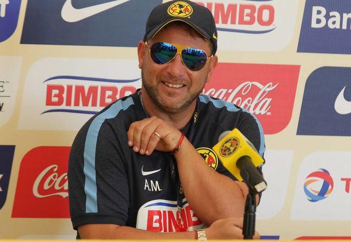 Antonio Mohamed tratará de conseguir su segundo título como entrenador en el Futbol Mexicano. El primero fue con Xolos de Tijuana. (Foto de archivo de Notimex)