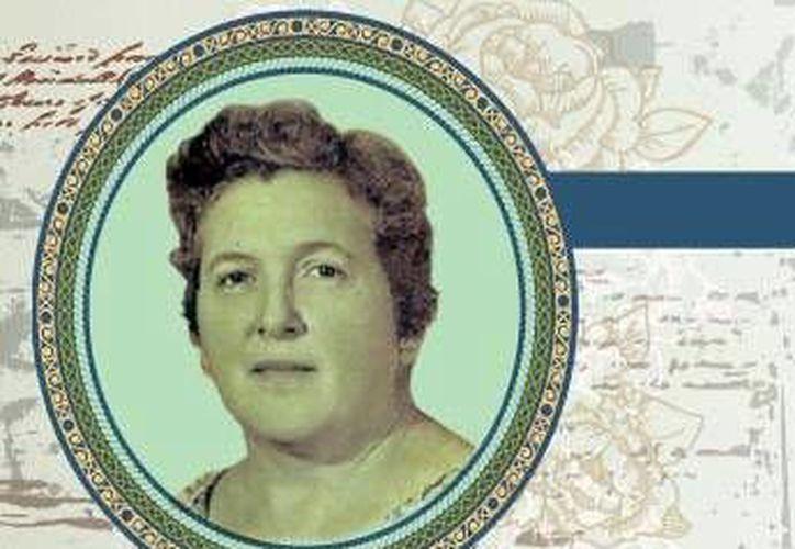 Fina Rosa Fajardo Ponce destacó en su labor como escultura y pintora con cuadros hechos a base de sanguina, pástel, óleo, acuarela, etc. (Milenio Novedades)