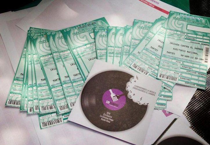 El evento se realizó el 30 abril de 2013 y se erogaró un millón 467 mil 054.74 pesos en otros gastos asociados a la producción, tales como difusión e impresión de boletos. (radio.poderjoven.org.mx)