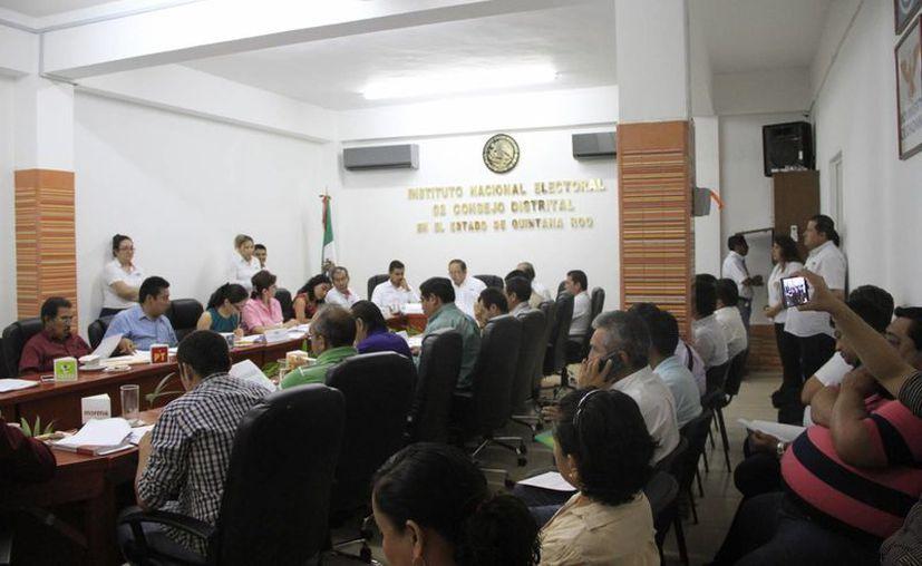 El 14 de agosto iniciarán los foros para modificar el mapa electoral de Quintana Roo. (Gerardo Amaro/SIPSE)