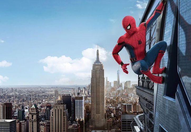a película Spider-Man: Homecoming, dirigida por Jon Watts, se estrenará el próximo 7 de julio. (Columbia Pictures).