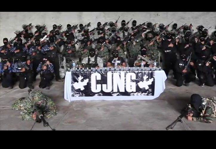El Cártel Jalisco Nueva Generación es el grupo criminal con mayor presencia al tener bajo su control a, por lo menos, 25 entidades del país. (Contexto/Internet)