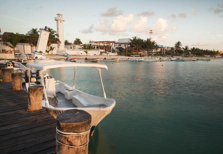 Puerto Morelos es el único destino denominado como Pueblo Con Encanto en la entidad. (Foto. Israel Leal/SIPSE)