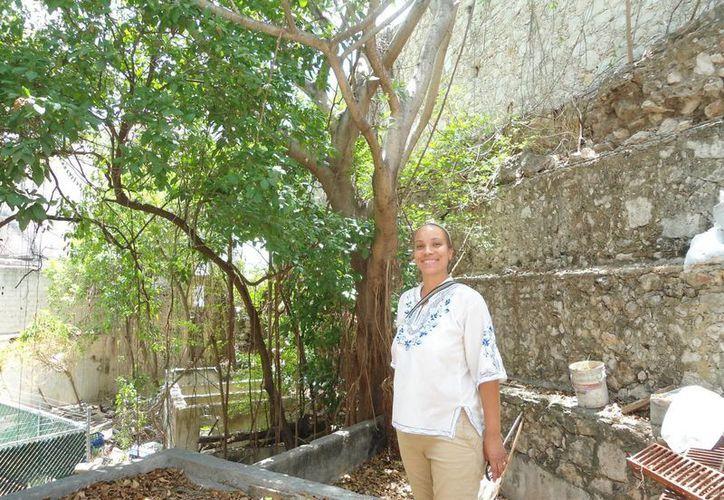 La historiadora estadounidense Rhianna C. Rogers es quien se encuentra gestionado el regreso a Mérida de los artefactos de la Ciudadela de San Benito que se encuentran en Florida. (Milenio Novedades)