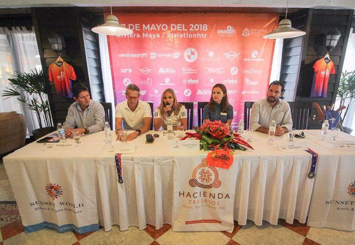 Los organizadores anunciaron los detalles del evento. (Raúl Caballero/SIPSE)