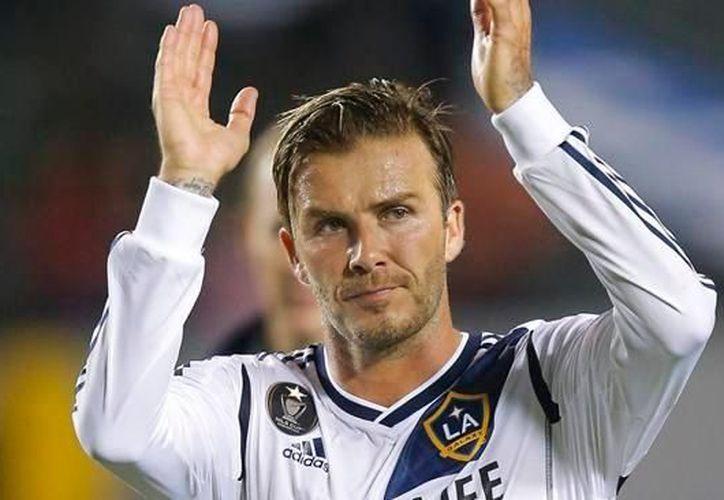 Beckham disputará ante el Dynamo de Houston su último partido en la MLS. (Foto: Agencias)