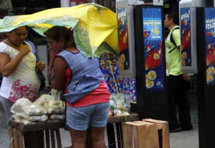 Recomiendan no ingerir comida que se vende en la calle. (Milenio Novedades)