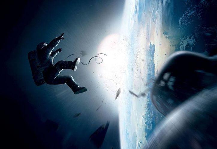 La novelista no ha demandado a Warner Bros por violación de derechos de propiedad intelectual sino por no figurar en los créditos de Gravity. (space.com)