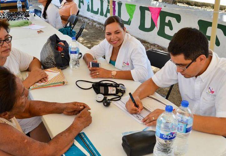 """Las jornadas gratuitas se llevarán a cabo en el salón """"La Familia"""" del DIF Municipal de Benito Juárez. (Redacción/SIPSE)"""