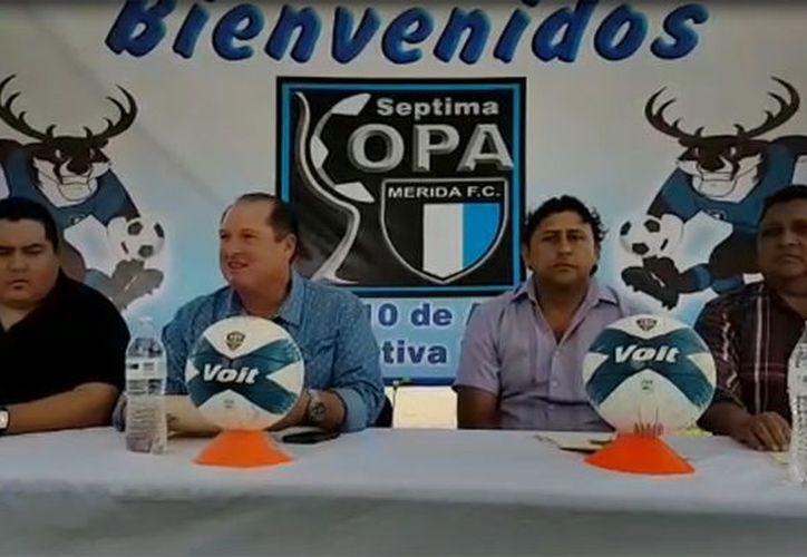 Los organizadores de la Séptima Copa Mérida FC, que se jugará del 8 al 10 de abril, dieron a conocer todos los detalles acerca del torneo futbolístico.(Captura de pantalla)