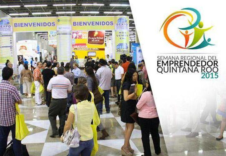 En la Semana Regional del Emprendedor se recibieron dos mil personas por día. (Contexto/Internet)