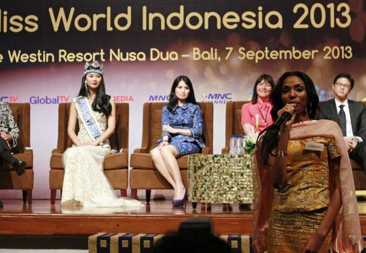 Ante las protestas de radicales musulmanes, se cambió la sede del concurso de belleza. (Agencias)